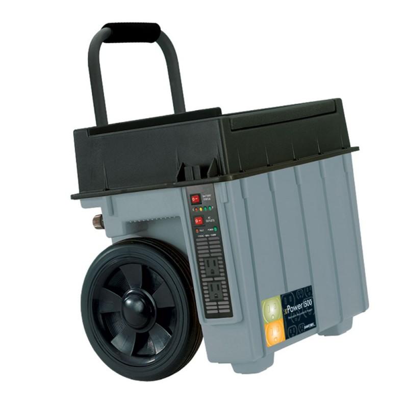 Xantrex Statpower XPower Powerpack 1500