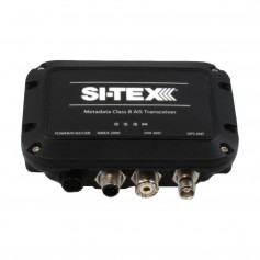 SI-TEX MDA-1 Metadata Class B AIS Transceiver w-Internal GPS - Must Be Programmed