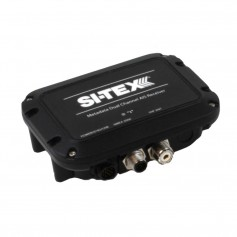 SI-TEX MDA-2 Metadata Dual Channel Parallel AIS Receiver