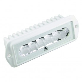 Lumitec Capri2 - Flush Mount LED Flood Light - 2-Color White-Blue Dimming