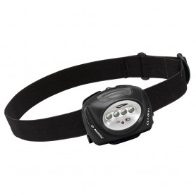 Princeton Tec QUAD II Intrinsically Safe LED Headlamp - Black