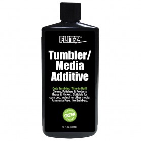 Flitz Tumbler-Media Additive - 16 oz- Bottle