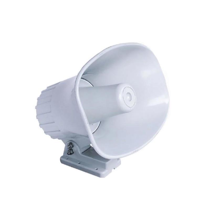 Standard Horizon 240SW 5 x 8 Hailer-PA Horn - White