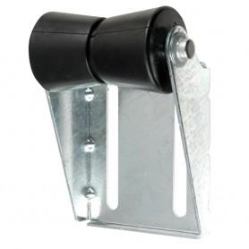 C-E- Smith Panel Bracket Assembly 5- Spool Roller - Black
