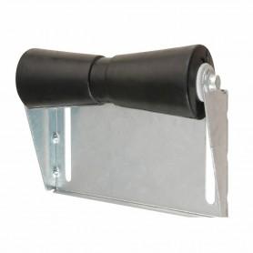 C-E- Smith Panel Bracket Assembly 10- Spool Roller - Black