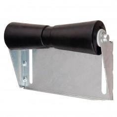 C-E- Smith Panel Bracket Assembly 12- Spool Roller - Black