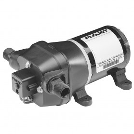 FloJet Deck Wash Pump - 40psi-3-5GPM-12V