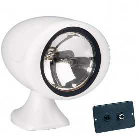 Jabsco 155SL Remote Control Halogen Searchlight - 12V