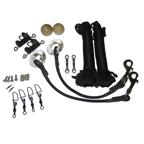 TACO Standard Rigging Kit f-1-Rig on 2-Poles