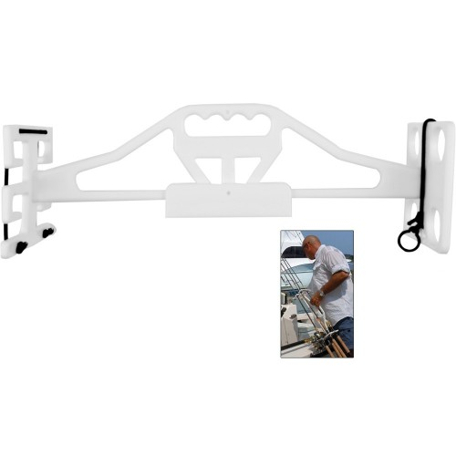 TACO Rod - Reel Tote -Em Rack w-Wall Mount