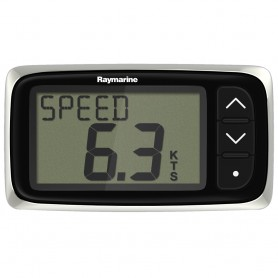 Raymarine i40 Speed Display System w-Thru-Hull Transducer