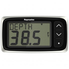 Raymarine i40 Depth Display System w-Thru-Hull Transducer