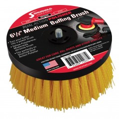 Shurhold 6-1-2- Medium Brush f-Dual Action Polisher
