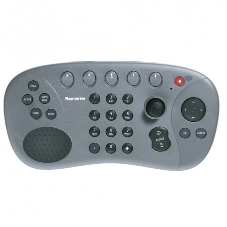 Raymarine E-Series Full Function Remote Keyboard w-SeaTalk2 Connection