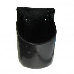 Beckson Soft-Mate Can - Air Horn Holder - Black