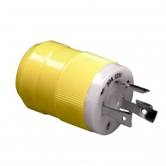 Marinco 30A 125V Male Plug