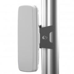 Scanstrut Scanpod Mast Mount 3 Instrument Uncut - Usable Face 4-6- x 14-5- - White