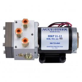 Accu-Steer HRP11-12 Hydraulic Reversing Pump Unit - 12 VDC