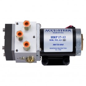 Accu-Steer HRP17-12 Hydraulic Reversing Pump Unit - 12 VDC