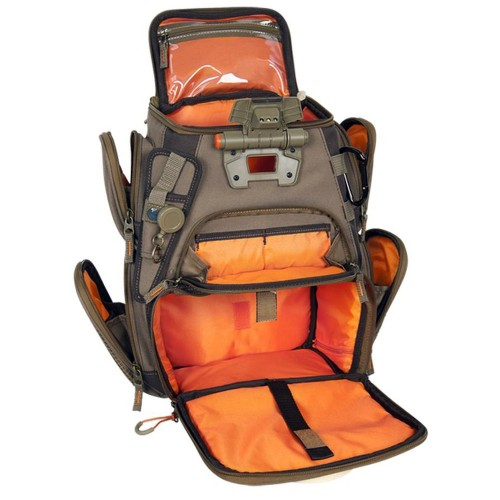 Wild River RECON Lighted Compact Tackle Backpack w-o Trays