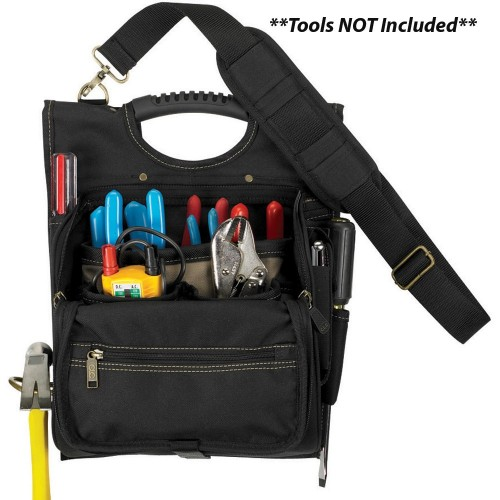 CLC 1509 21 Pocket Professional Electrician-s Tool Pouch