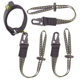 CLC 1010 Wrist Lanyard w-Interchangeable Tool Ends