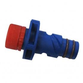 Johnson Pump Threaded Blue Insert f-61121 61122