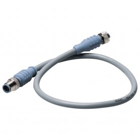 Maretron Mid Double-Ended Cordset - 5 Meter - Gray