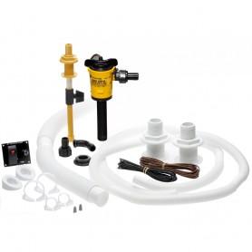 Johnson Pump Basspirator Aerator Kit
