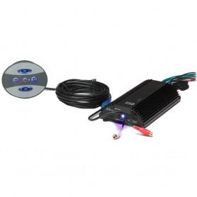 Poly-Planar ME-60BT 4-Channel 120W Audio Amplifier w-Bluetooth