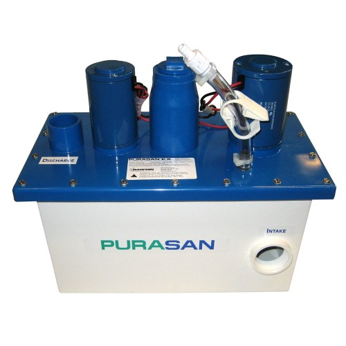 Raritan Purasan EX Treatment System - Pressurized Fresh Water - 12V