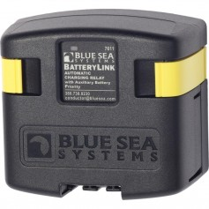 Blue Sea 7611 DC BatteryLink Automatic Charging Relay - 120 Amp w-Auxiliary Battery Charging