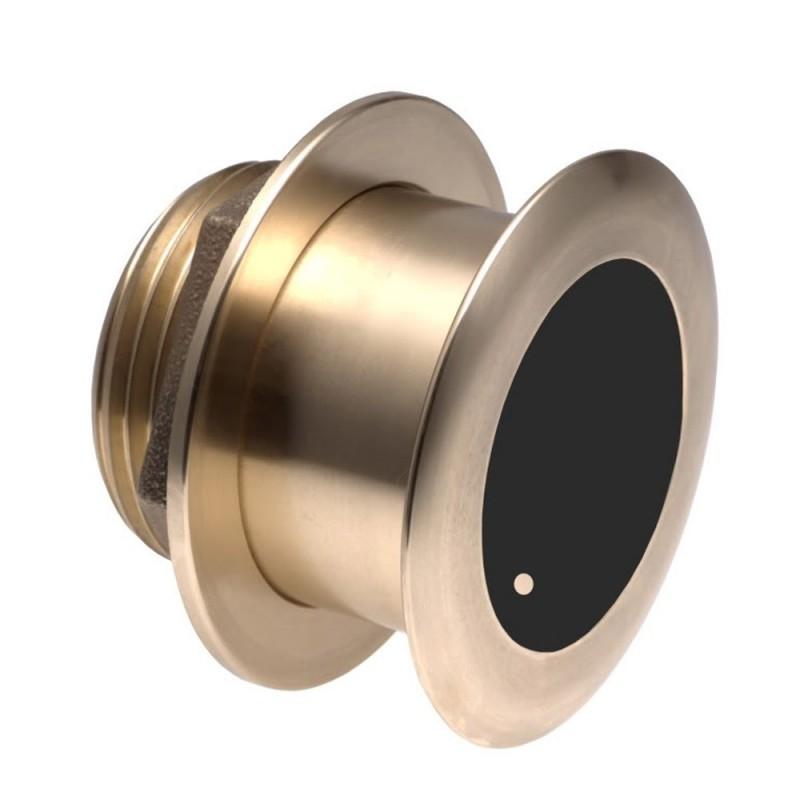 Garmin B175L Bronze 20 Degree Thru-Hull Transducer - 1kW- 8-Pin