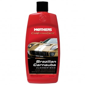 Mothers California Gold Brazilian Carnauba Wax Liquid - 16oz