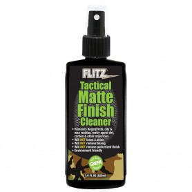 Flitz Tactical Matte Finish Cleaner - 7-6oz Spray