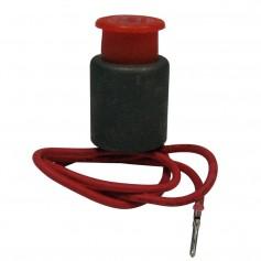 Bennett VP1135R Solenoid Valve - Red