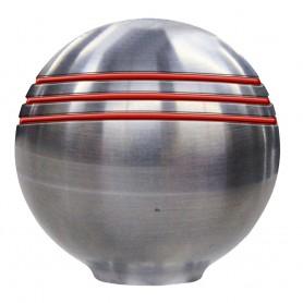 Schmitt Ongaro Throttle Knob - 1----- - Red Grooves