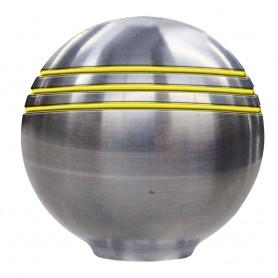 Schmitt Ongaro Throttle Knob - 1----- - Gold Grooves