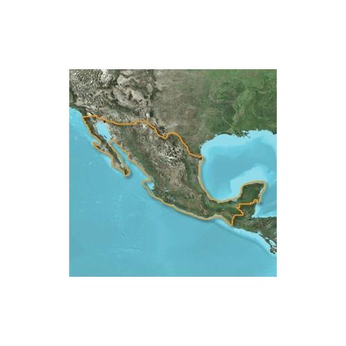Garmin TOPO - Mexico - microSD-SD