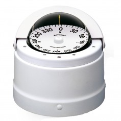 Ritchie DNW-200 Navigator Compass - Binnacle Mount - White