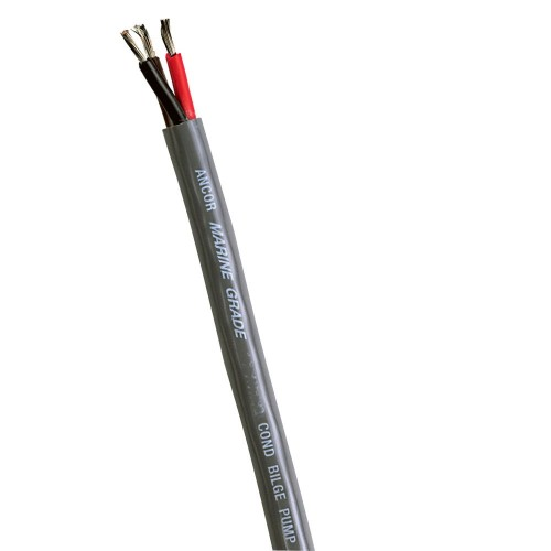 Ancor Bilge Pump Cable - 16-3 STOW-A Jacket - 3x1mm - Sold By The Foot