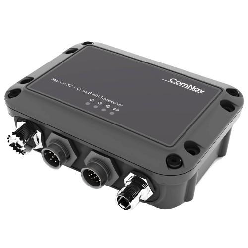 ComNav Mariner X2 AIS Class B Transceiver w-Built-in GPS - Must Be Programmed