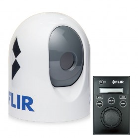 FLIR MD-625 Static Thermal Night Vision Camera w-Joystick Control Unit