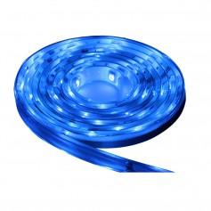 Lunasea Waterproof IP68 LED Strip Lights - Blue - 5M