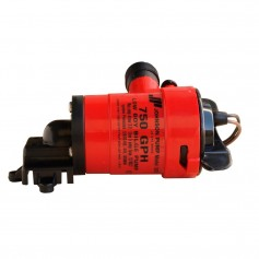 Johnson Pump Low Boy Bilge Pump - 1250 GPH- 12V