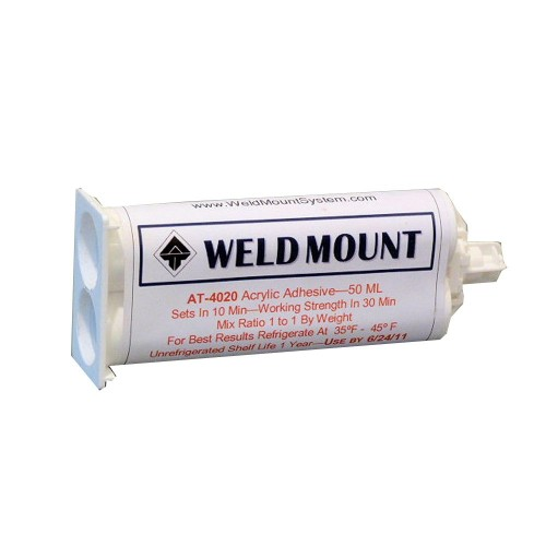 Weld Mount AT-4020 Acrylic Adhesive