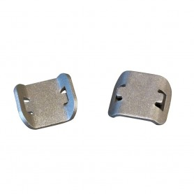 Weld Mount AT-9 Aluminum Wire Tie Mount - Qty- 25