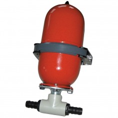Johnson Pump Accumulator Tank - - Hose Barb
