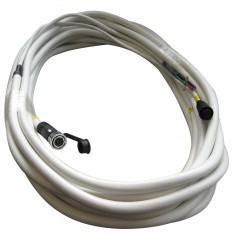 Raymarine 15M Digital Radar Cable w-RayNet Connector On One End