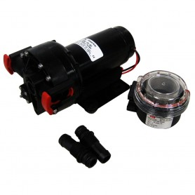 Johnson Pump Baitwell Pump - 4-0 GPM - 12V